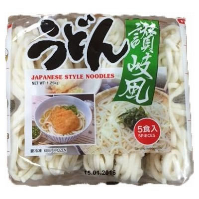 PT Reito Udon Firm (Frozen Udon)